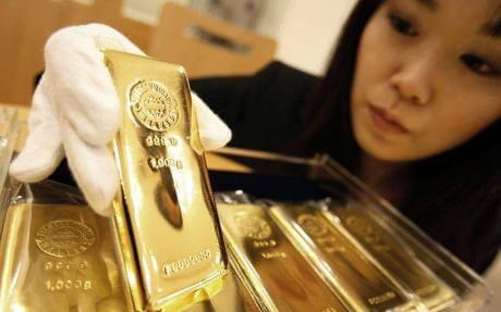 Chinezen kopen meer goud in eerste kwartaal 2017