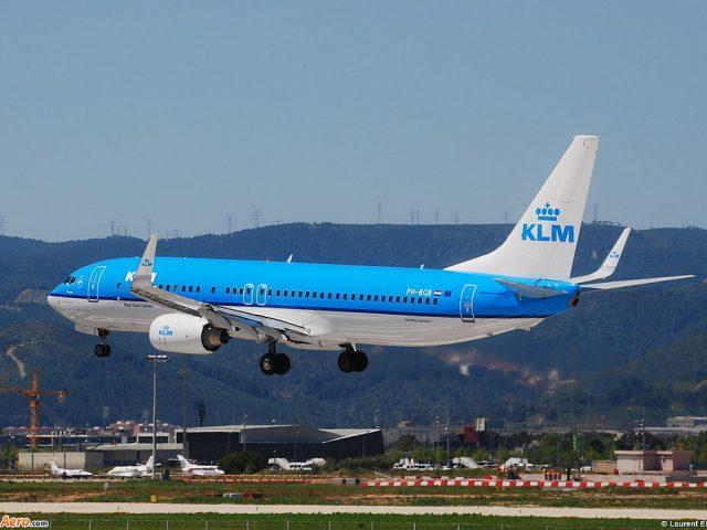 RADAR: AIRFRANCE KLM