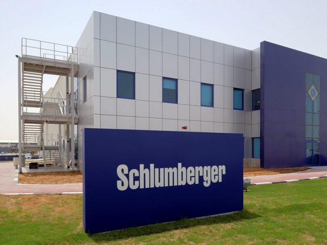 Radar: Schlumberger