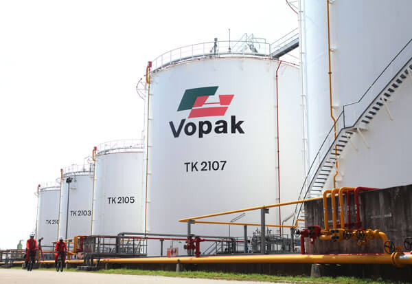 vopak put spread