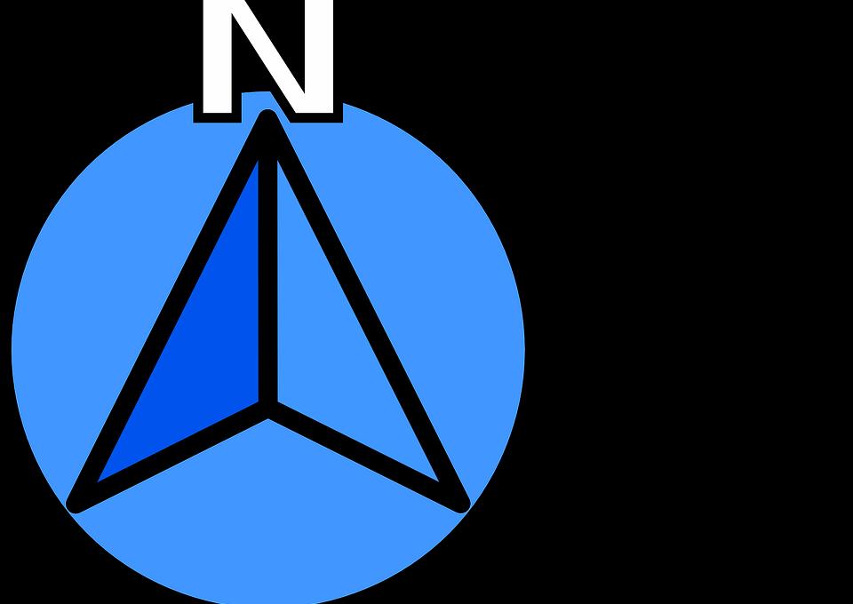 Update TomTom: navigeren naar het Noorden