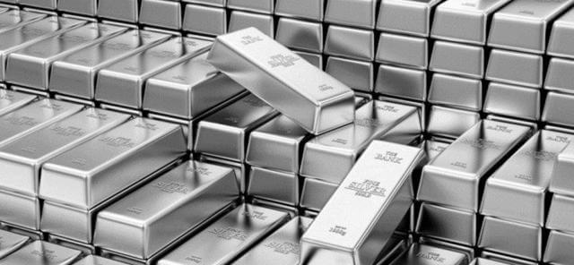 Zilver op de bodem